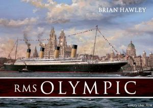 The cover painting, shows White Star's Olympic on her visit to Liverpool, June 1, 1911.